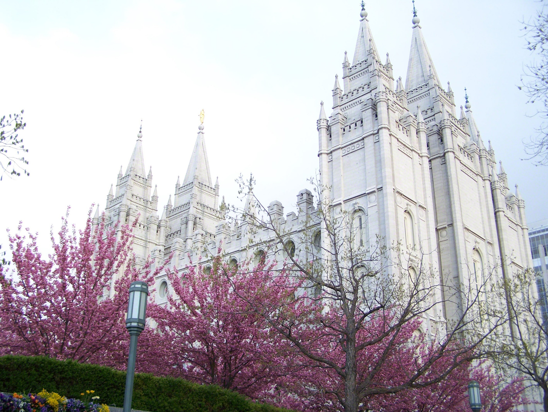 Inside the Mysterious Mormon Temple