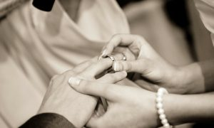 Church's Equal Ability to Have Marriages Recognized by State