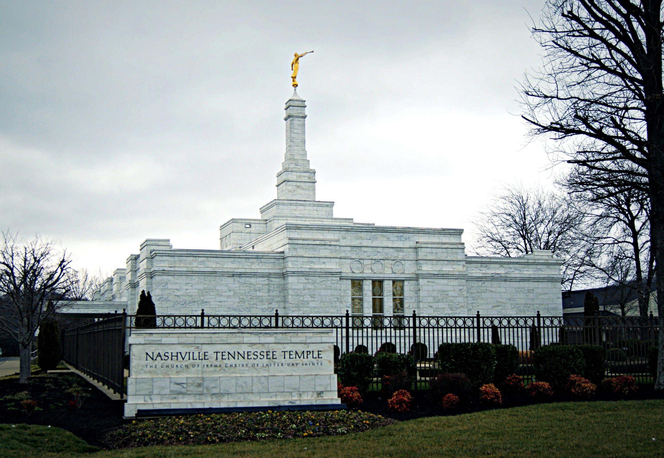 The Mormon Temple That Was Never Built